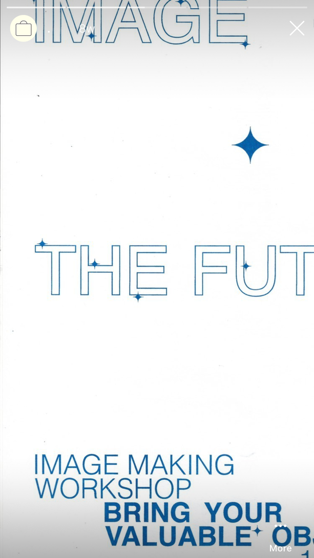 Image in the Future Workshop