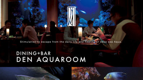 Le Den Aquaroom de Shinjuku