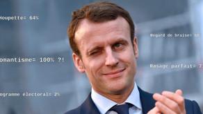 Bref, Emmanuel Macron est un French Lover au Japon