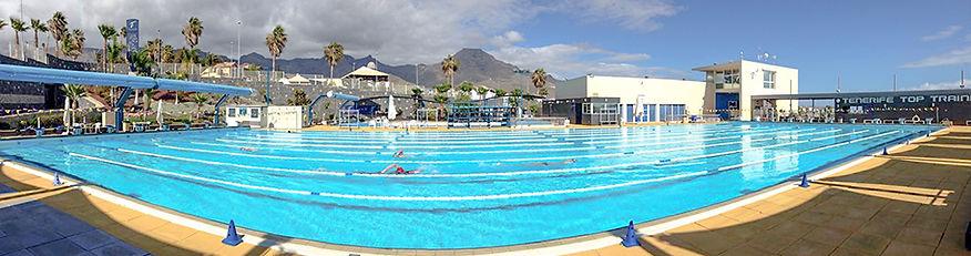 swim holiday