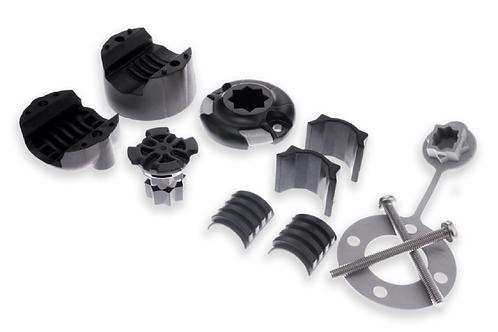 Fusion StereoActive, Railblaza Railmount Kit and Sideport Kit
