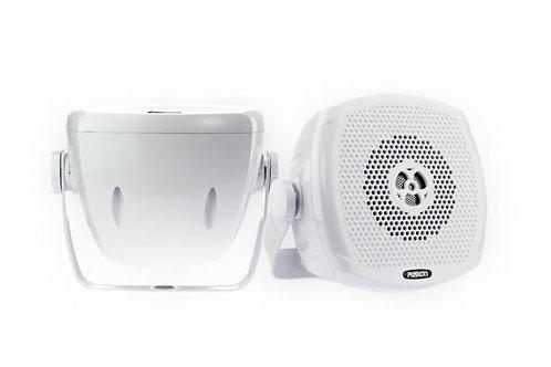 Fusion Marine Outdoor Box Speakers 4'' 120 watt