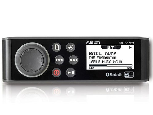 Fusion Marine Entertainment System with Bluetooth & NMEA 2000