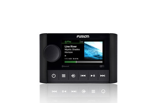 Fusion Apollo Marine Zone Stereo With Built-In Wi-Fi