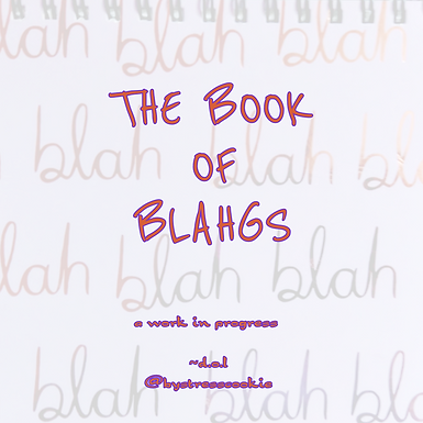 The Book Of Blogs