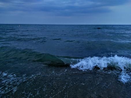 Turning tides… Telling times…