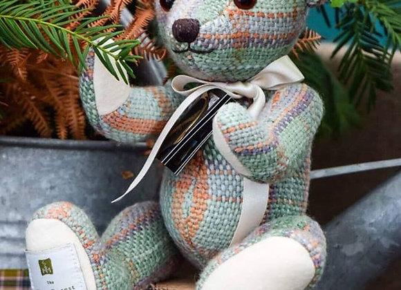 Merrythought New Forest Tartan Teddy Bear