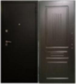 """Входная дверь """"Антрацит"""""""