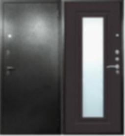 """Входная дверь """"Зеркало"""""""