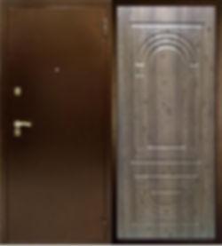 """Входная дверь """"Дуб старый"""""""