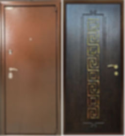 "Входная дверь ""14"" на заказ"