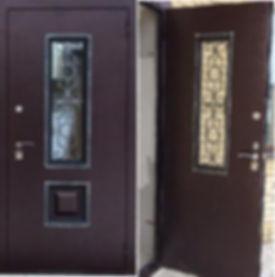 """Входная дверь """"Ковка 2"""""""