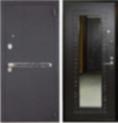 """Входная дверь """"Шелк декор"""""""