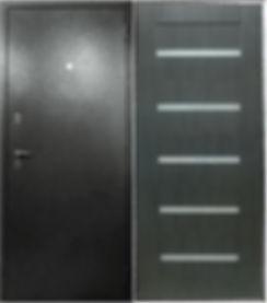 """Входная дверь """"Экошпон"""""""