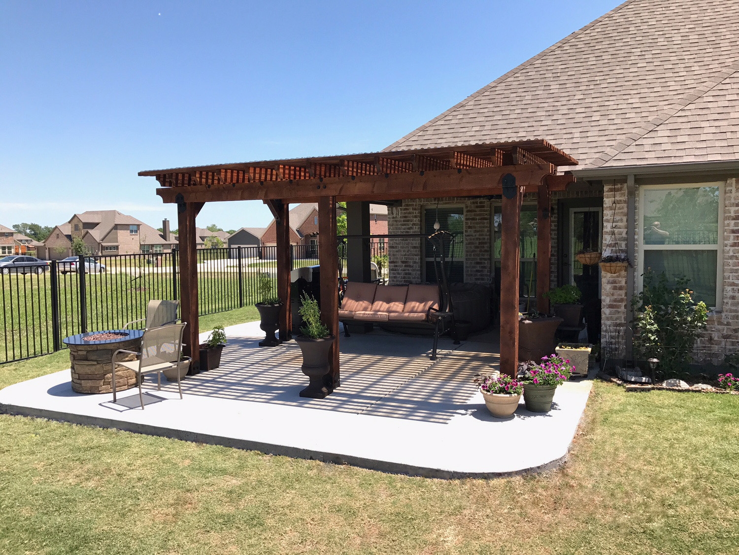 Pergolas | HHH Outdoor Living | United States on Hhh Outdoor Living id=70190