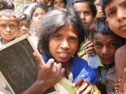 Villages mobilize for education