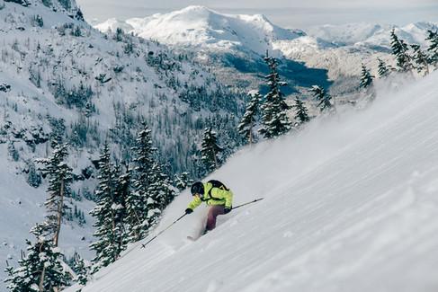 Skiing | Blackcomb | Whistler | Photography | Glacier
