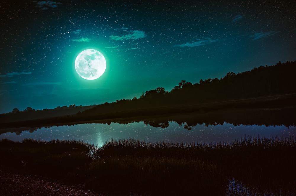 Gloom, the Cursed Moon