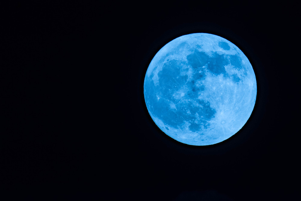 Blue Gaze, the Cleanse Moon