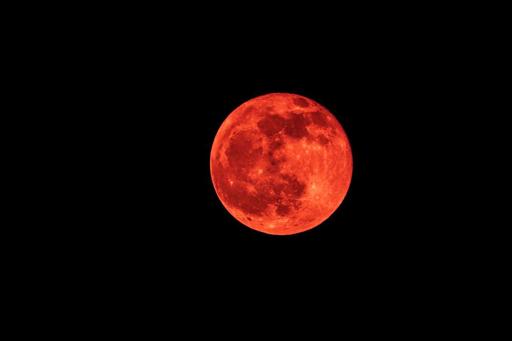 Radiance, the Blaze Moon
