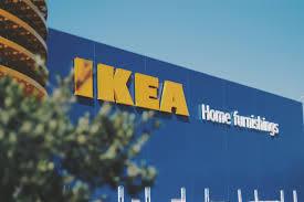 an Ikea store
