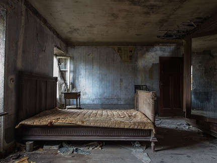 Short Story: What Lurks Under the Bed