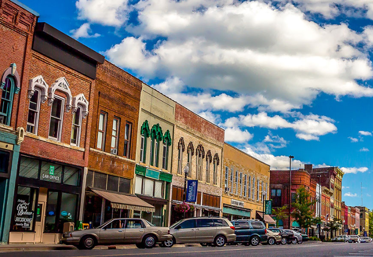 Downtown Faribault