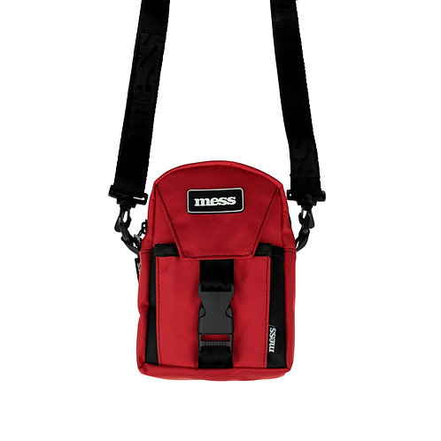 SHOULDER BAG PREMIUM RED