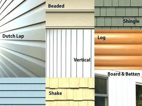 Are you thinking about a siding project?