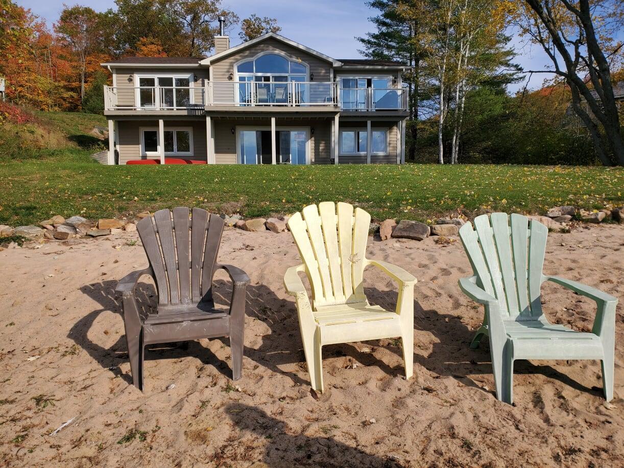beach to cottage