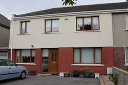 External insulation in Portmarnock