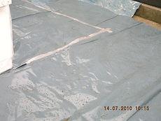 Before installing External Wall Insulation