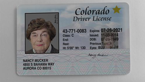 Colorado Driver Colorado Driver License License Driver License Colorado