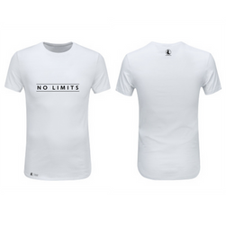 T-Shirt_No Limits_white