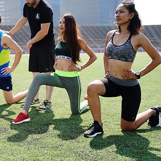 Group Fitness Phnom Penh