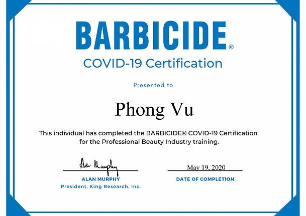 Phong Vu Barbicide COVID-19 Certification.jpg