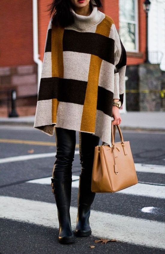 tricot-oversized