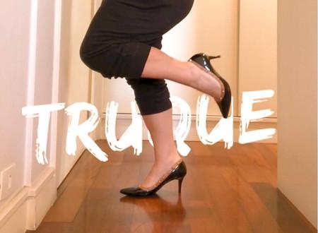 Truque de estilo para calça de moletom