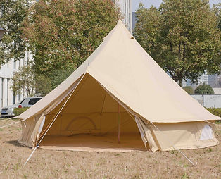 Blank Bell Tent