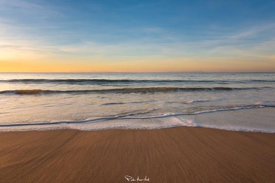 El manto del mar