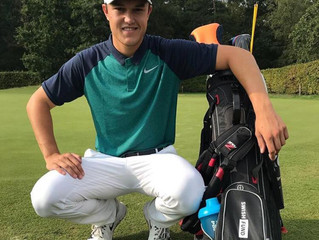 Vince van Veen Golf professional