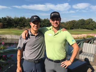 1e Vince & Davey Golfdag een succes