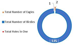 Birdies, Eagles, Hole in One