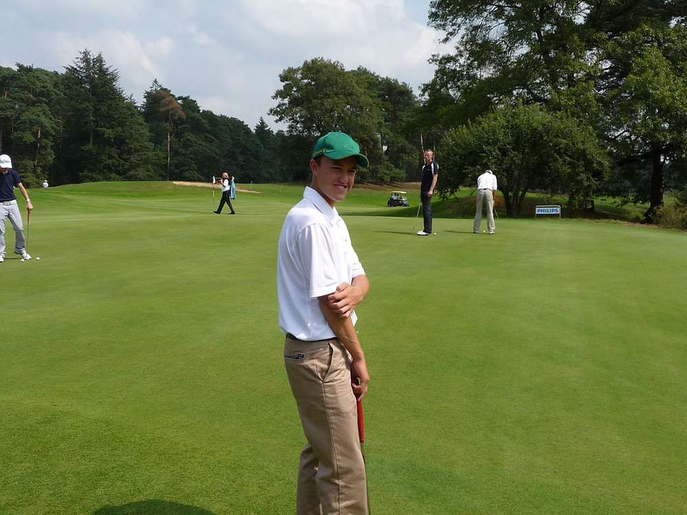 MIjn eerste deelname aan het Brabants Open 2011