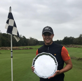 Winst op Papendal Open 2021