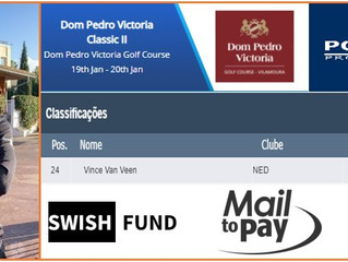 Golf seizoen 2020 gestart op Portugal Pro Golf Tour