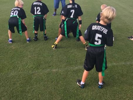 16Ways Foundation's Flag Football League Kicks Off