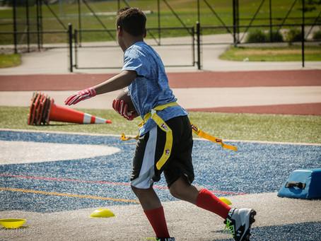 2017 16Ways Football and Cheer Camp - Lexington, Kentucky