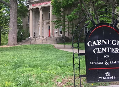 16Ways Foundation Donates 500 Books To The Carnegie Center