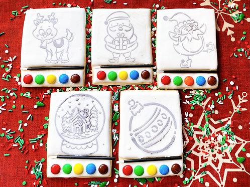PYO Christmas Cookie